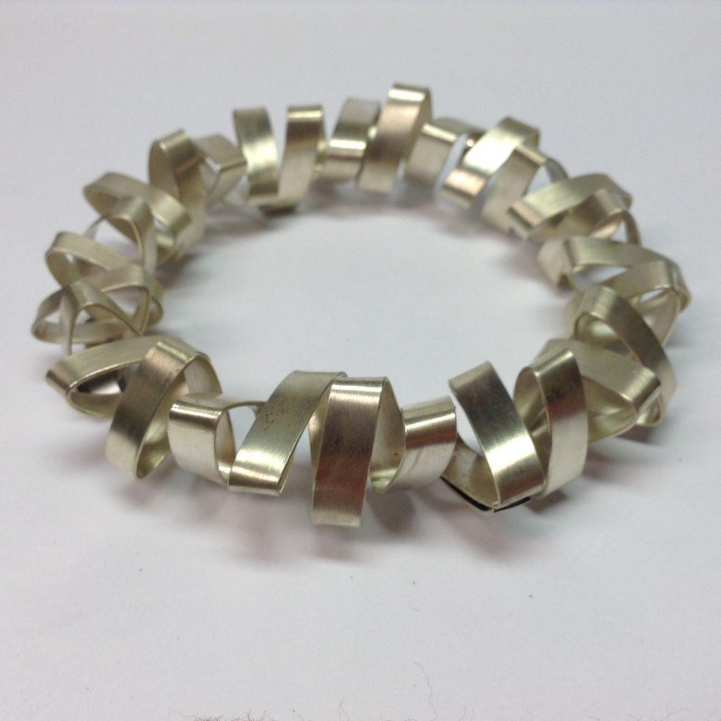 Ziveren lint armband